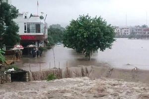 Bắc Bộ tiếp tục đón đợt mưa lớn, kéo dài trong vòng 1 tuần