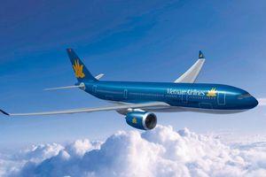 Chuyến bay của Vietnam Airlines lùi thời gian khởi hành để đợi khách nối chuyến