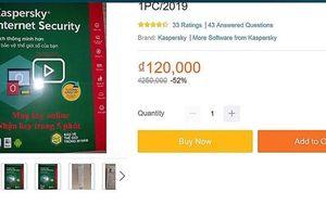 Thẻ phần mềm bảo mật giả, rước họa thật