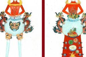 Sau 'Bánh mì' của H'Hen Niê, trang phục 'Bàn thờ' gây tranh cãi xôn xao