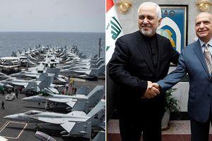 Động thái trái ngược của Mỹ, Iran trước bờ vực chiến tranh