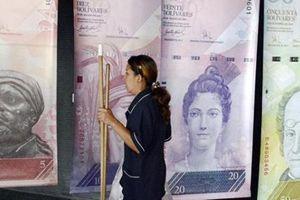 Tin thế giới: Venezuela lạm phát vượt quá một trăm nghìn phần trăm