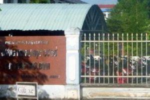 Thầy giáo bị tố sàm sỡ nữ sinh ở Cà Mau: Phê chuẩn khởi tố bị can