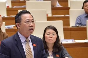 ĐB Lưu Bình Nhưỡng: 'Chế độ hưu trí như hiện nay dễ dẫn tới vỡ quỹ'