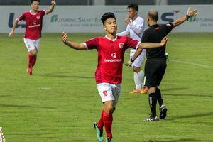 U23 Việt Nam tập trung 30 cầu thủ