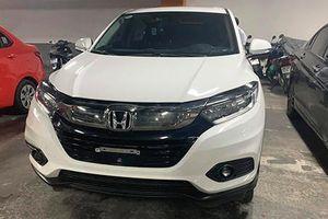 Xe giá rẻ Honda HRV 2019 xuất hiện tại Sài Gòn