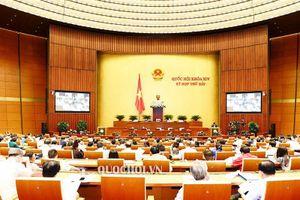 Quốc hội nghe Tờ trình về việc gia nhập Công ước số 98