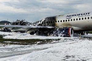 Vụ tai nạn của Superjet 100 phơi bày vấn đề nghiêm trọng của hàng không Nga