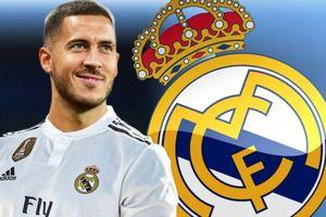 Eden Hazard sắp chính thức đến Real Madrid