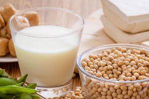 Lợi ích tuyệt vời của sữa đậu nành có thể bạn chưa biết