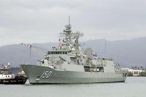 Thế đối đầu Australia - Trung Quốc trên biển Đông