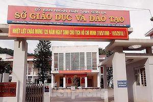 Lãnh đạo Sở Giáo dục Sơn La không thừa nhận vụ lợi trong gian lận điểm thi