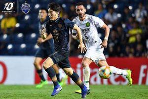 Xuân Trường đá chính, Buriam thua trận đầu tiên tại Thai League