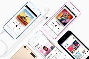 Apple giới thiệu iPod Touch mới với A10 Fusion, giá từ 199 USD
