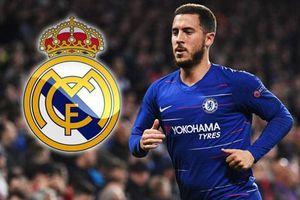 CHUYỂN NHƯỢNG (29/5): Chelsea bán Hazard cho Real, Barca muốn 'tái hôn' với Neymar