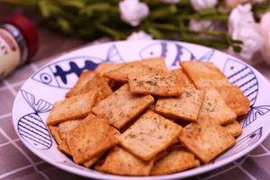 Cách làm món snack khoai tây siêu dễ để mẹ dành cho các bé