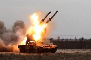 Uy lực rất khủng khiếp, vì sao tầm bắn của TOS-1A Buratino chỉ được vài km?