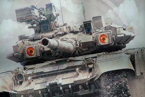 'Đôi mắt đỏ' của xe tăng T-90 hoàn toàn vô dụng trước tên lửa chống tăng Javelin