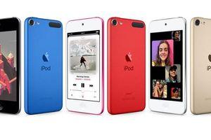 Apple bất ngờ ra mắt iPod Touch Gen 7