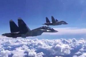 Không quân Nga lại tiếp tục dội bão lửa diệt khủng bố trên địa phận tỉnh Hama.