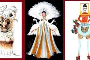 Không chỉ 'Bàn thờ', còn nhiều thiết kế 'không tưởng' cho Hoàng Thùy chọn