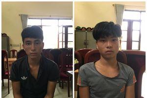 Truy bắt nhóm đối tượng ma túy ném đá xe CSGT