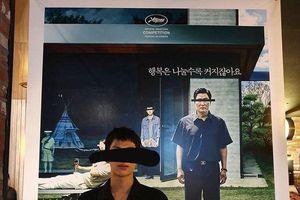 Bắt gặp Han Ji Min - Park Seo Joon và Nam Joo Hyuk tại buổi công chiếu 'Ký sinh trùng'