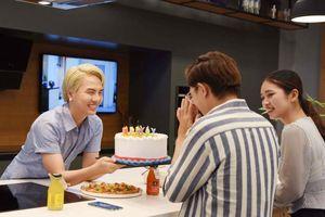 Duy Khánh bất ngờ tổ chức sinh nhật cho bạn thân tại sự kiện