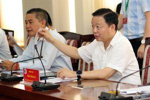 Bộ trưởng Trần Hồng Hà tiếp công dân định kỳ