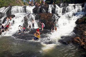 Đắk Nông: Tạm ngưng thi công thủy điện gần 'thắng cảnh' thác 5 tầng