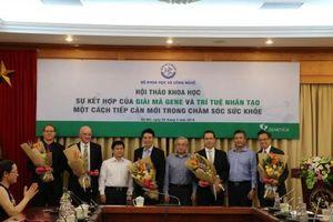 Ứng dụng trí tuệ nhân tạo vào giải mã gen ở Việt Nam