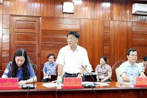 Quảng Ngãi: Chuẩn bị chu đáo cho lễ kỷ niệm 30 năm tái lập tỉnh và hội nghị xúc tiến đầu tư