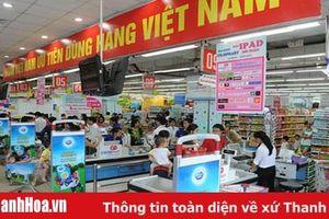 Tặng Bằng khen của Chủ tích UBND tỉnh cho 15 tập thể có thành tích xuất sắc trong 10 năm thực hiện Cuộc vận động 'Người Việt Nam ưu tiên dùng hàng Việt Nam'