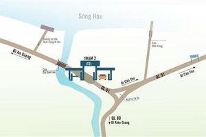 Giảm 50% vé qua trạm T2 cho xe tỉnh An Giang: công bằng ở đâu?