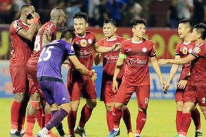 Vòng 12 V-League 2019: Tranh thủ bứt tốc