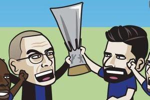 Hí họa Chelsea đẩy Arsenal gia nhập 'đội trắng tay' cùng MU