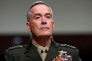 Tướng Mỹ: Ông Tập Cận Bình thất hứa về Biển Đông