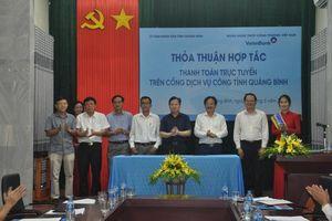 Quảng Bình: Người dân, doanh nghiệp sẽ thanh toán trực tuyến dịch vụ công