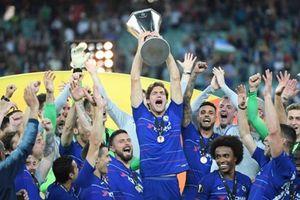 Khoảnh khắc dàn sao Chelsea vỡ òa, nâng cúp vô địch Europa League