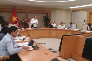 Tổ công tác của Thủ tướng đốc thúc 13 bộ nợ đọng nhiệm vụ