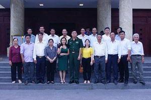 Quân khu 7 tổng kết công tác tuyển chọn, gọi công dân nhập ngũ năm 2019