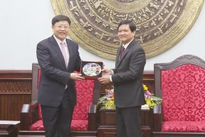 Đà Nẵng tăng cường hợp tác với tỉnh Sơn Đông