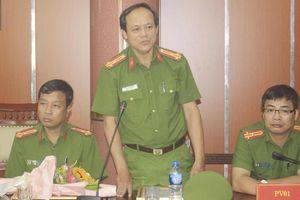 Công an TP Đà Nẵng điều động lãnh đạo chỉ huy cấp phòng