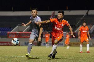 Đức Chinh ghi bàn, Đà Nẵng giành 3 điểm trước CLB TPHCM