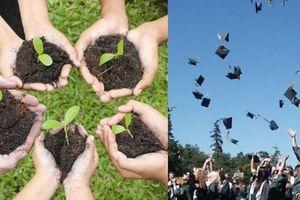 Philippines đưa ra luật HS, SV trồng ít nhất 10 cây mới được tốt nghiệp
