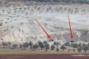Quân đội Syria cho nổ tung hang động, hàng chục chiến binh thiệt mạng