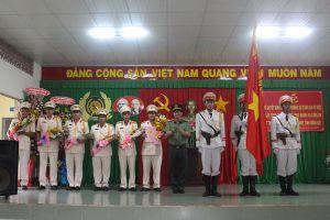 Bộ Công an công bố quyết định thành lập Công an TP.Long Khánh