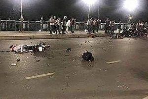 Lạng Sơn: Hai xe máy đối đầu trong đêm, 2 người tử vong