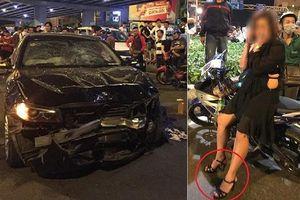 Nữ tài xế xe BMW gây tai nạn ở Hàng Xanh bị tạm giam trước ngày ra tòa