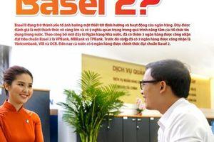 Những ngân hàng nào ở Việt Nam được công nhận đạt tiêu chuẩn Basel II?